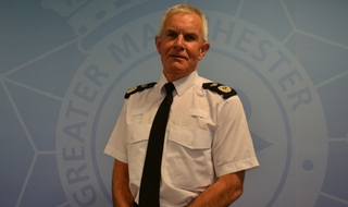 Sir Peter is leaving after seven years as GMP chief. Scroll down for an exclusive video