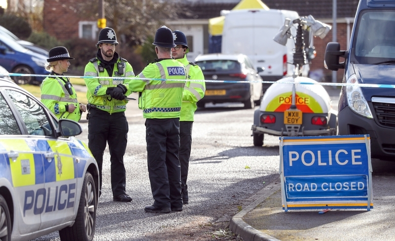 Wiltshire Police: Cordon security assistance