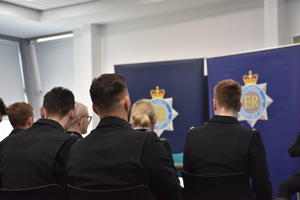 Police degrees: a 'rear mirror' review of costs and abstraction rates