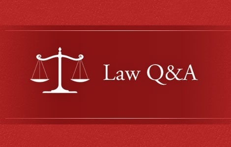Law Q&A: Kissing and sexual assault