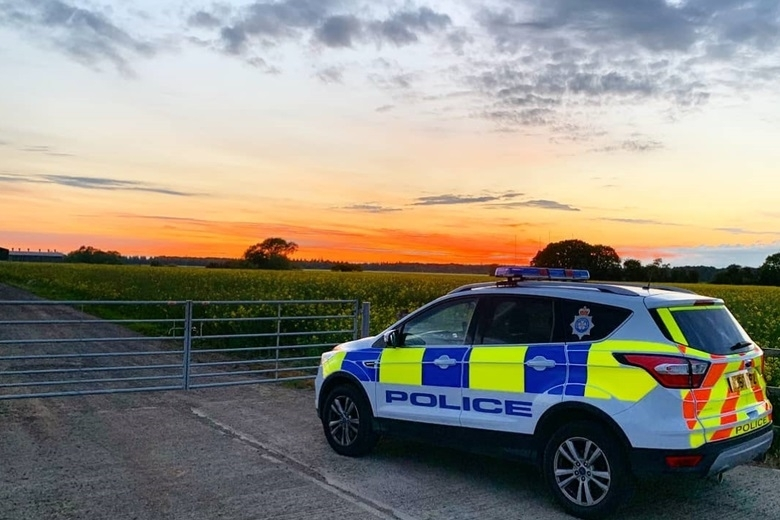 Rural crime teams take on hare coursing gangs