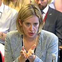 Home Secretary Amber Rudd has called on police chiefs to look outside the service