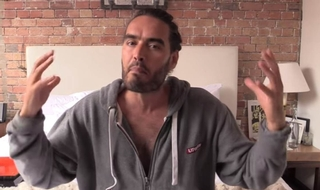 Public should 'protest for the rights of the police', says Russell Brand