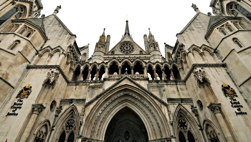 The Pitchford Inquiry is sitting at the Royal Courts of Justice. Photo: Press Association
