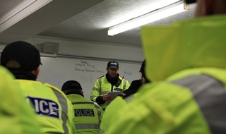 Use duty briefings for updates on COVID-19 restrictions, officers told