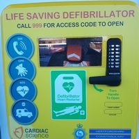 Hertfordshire installs defibrillators in eighteen stations