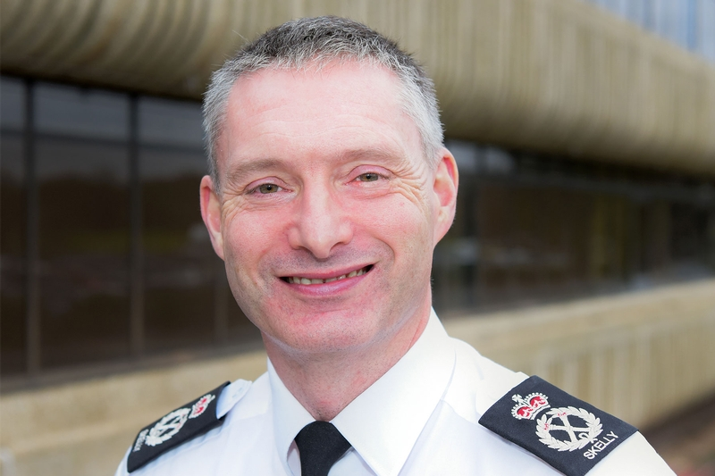 Lincolnshire Chief Constable Bill Skelly to retire in December
