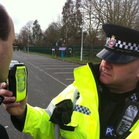 Letter of praise from drink driver surprises force