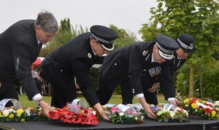 Fallen officers remembered at annual memorial service