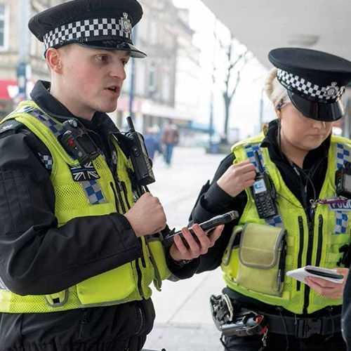 Coming full circle: The world-leading mobile data solution for policing, which was born in Scotland, and has since expanded in wider UK, is now coming home