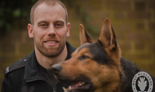 PC Dan Thomas and PD Gil