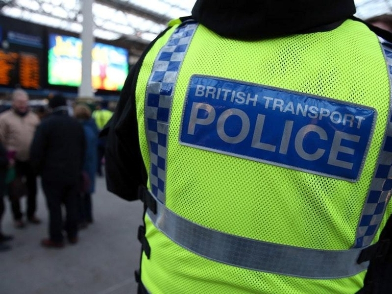 Man charged with assaulting a BTP officer over facemask scuffle