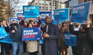 Mayor Election: Shaun Bailey pledge to reopen stations closed under Khan