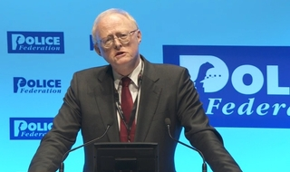 My respect for officers 'has increased considerably', says Sir Tom Winsor