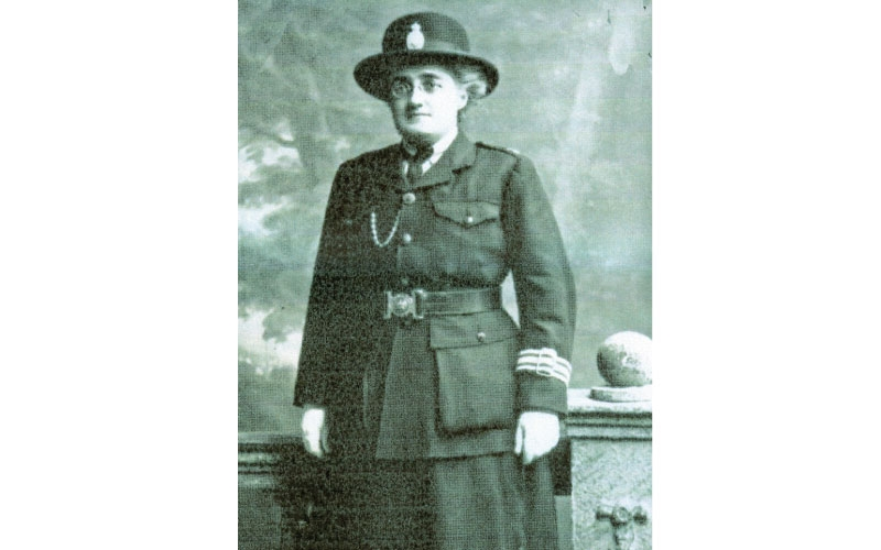 Edith Smith - the UK's first female police officer