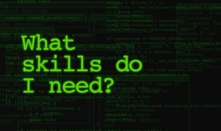 What skills do I need to join a cyber crime unit?