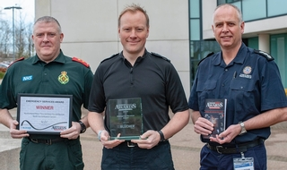Award winners: North east emergency services