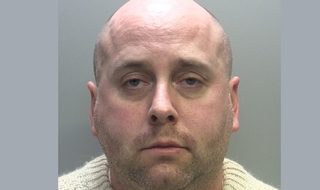 'Huge slice of luck' as suspected paedophile caught after car crash