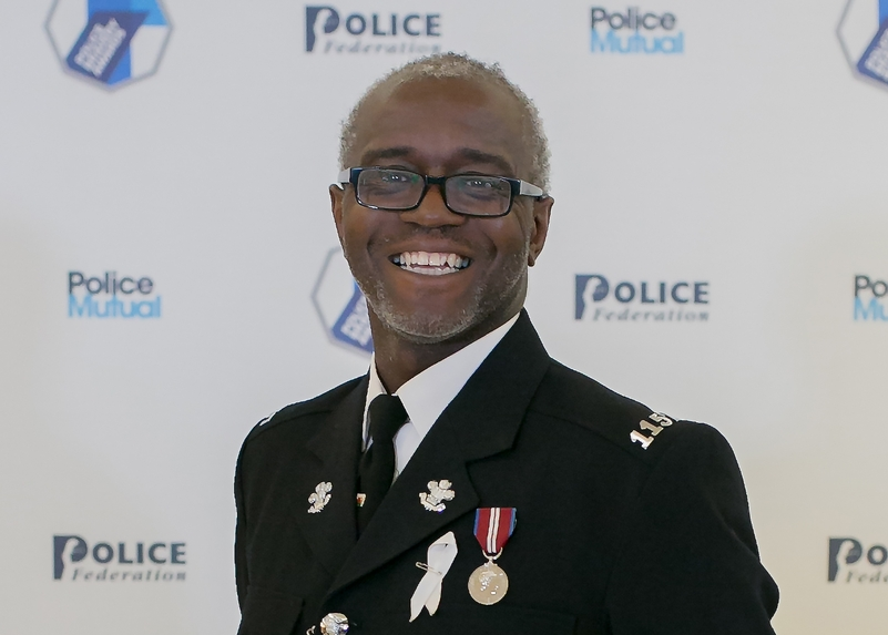 Sgt Tola Munro. Photo: Peter Anderson Photography