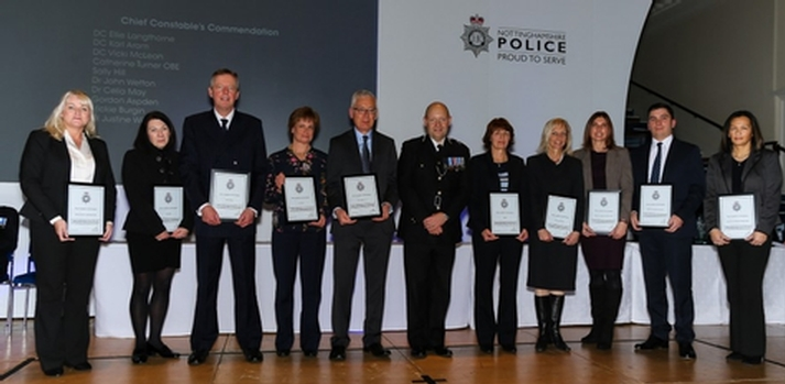 Commendation for team who solved rape case 30 years on
