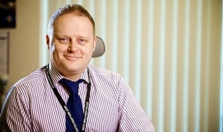 West Midlands Police Chief Superintendent on a ventilator