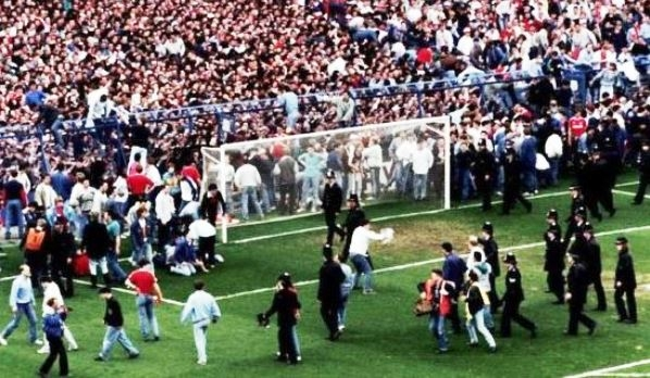 Leppings Lane: 96 Liverpool supporters lost their lives in the Hillsborough disaster