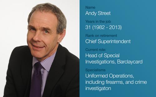 Street: Career officer